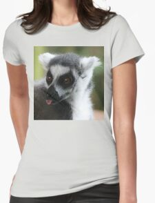 Pfft Womens Fitted T-Shirt