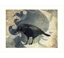 From the Raven Child Art Print