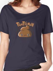 Poopémon Women's Relaxed Fit T-Shirt