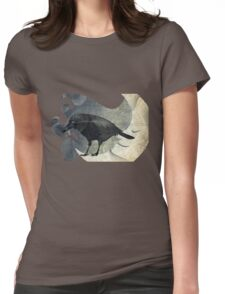 From the Raven Child Womens Fitted T-Shirt