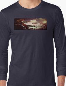 Full Moon Cruiser Long Sleeve T-Shirt