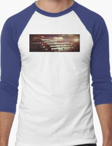 Full Moon Cruiser Men's Baseball ¾ T-Shirt