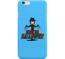 Edward Krueger iPhone Case/Skin