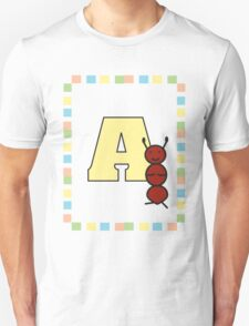 A is for Ant T-Shirt