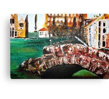 bit of Rusacks hotel, St Andrews 5 Canvas Print