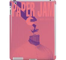 Paper Jam '15 III by Taylor Hale iPad Case/Skin