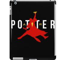 Potter Air iPad Case/Skin