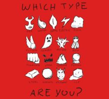 Which Type Are You? by UrLogicFails