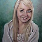 Commissioned Portrait by Valerie Simms
