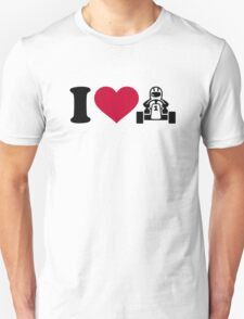 I love Kart racing T-Shirt