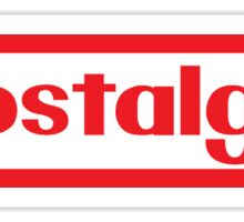 NES Collection : Nostalgic Logo Sticker