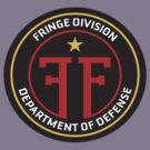 Fringe Division Patch by BUB THE ZOMBIE