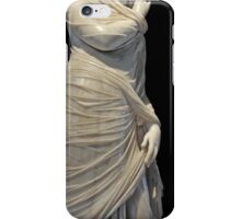 Roman Woman in robes iPhone Case/Skin