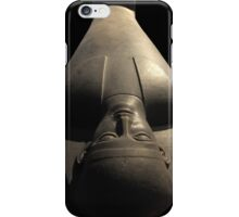 Ancient Greek coffin iPhone Case/Skin