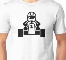 Kart racer Unisex T-Shirt