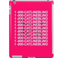 Hotline Bling Parody Catline Bling Drake iPad Case/Skin