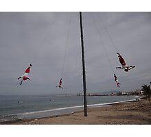 Flyers VI - Voladores Photographic Print
