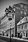 Hotel Nelson - B&W by PhotosByHealy