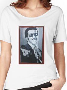 SAMMY DAVIS JR. Women's Relaxed Fit T-Shirt