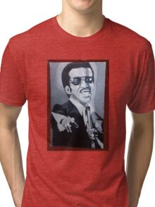 SAMMY DAVIS JR. Tri-blend T-Shirt