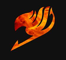 Fire Fairytail Logo T-Shirt