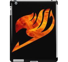Fire Fairy Tail Logo iPad Case/Skin