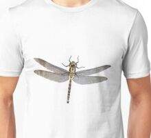 Dragon Fly micro photography close up Unisex T-Shirt