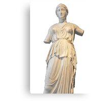 Greek Sculpture Canvas Print