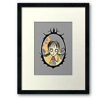 Pyromaniac Willow Framed Print