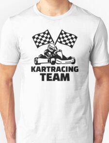 Kart racing team T-Shirt
