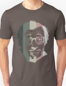 Woody Allen suffering in colors Unisex T-Shirt