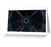 humanus apparatus Greeting Card