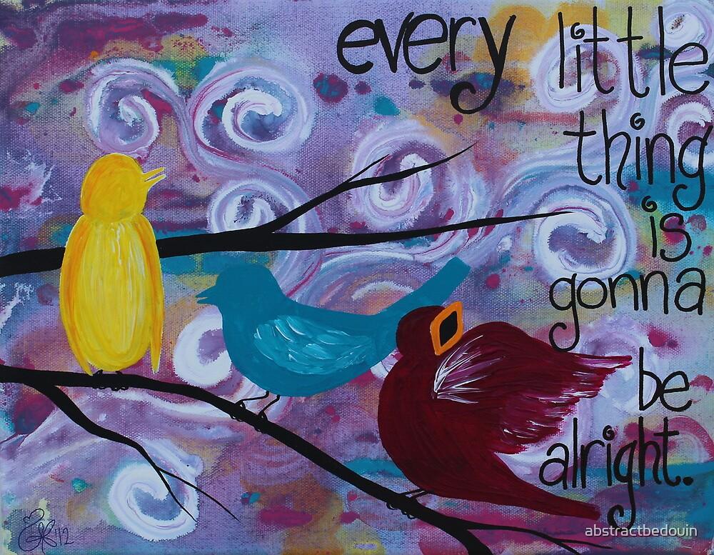 Three Little Birds by Paula Asbell