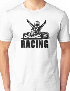 Kart Racing Unisex T-Shirt