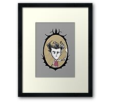 Survivor Wilson Framed Print