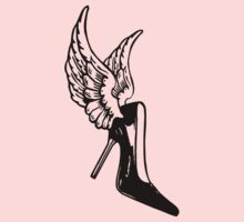 ShoeFly (Winged Victory on Heels) by ZugArt