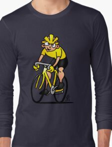 Cyclist - Cycling Long Sleeve T-Shirt