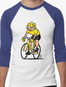 Cyclist - Cycling Men's Baseball ¾ T-Shirt