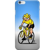 Cyclist - Cycling iPhone Case/Skin