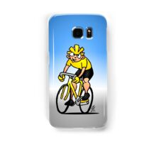 Cyclist - Cycling Samsung Galaxy Case/Skin