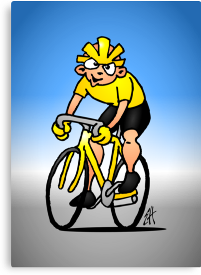 Cyclist - Cycling by cardvibes