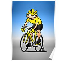 Cyclist - Cycling Poster