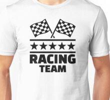 Racing team Unisex T-Shirt