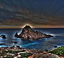Sugarloaf Rock by Goldie Lucarelli