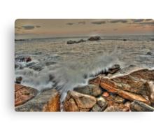 Meelup Beach Canvas Print