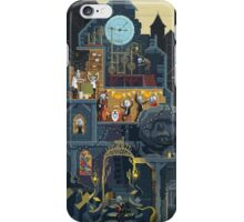 Scene #25: 'The Clock Tower' iPhone Case/Skin