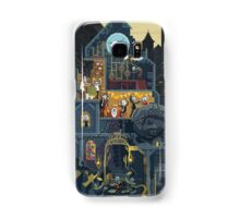 Scene #25: 'The Clock Tower' Samsung Galaxy Case/Skin