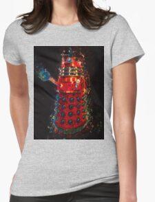 Dalek Fractal Flame, digital painting T-Shirt