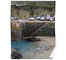 Portreath - Harbour Poster
