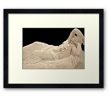 Ariadne Sleeping Framed Print